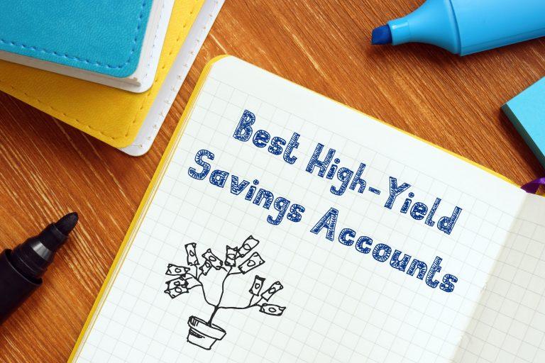 Best High Yield Savings Accounts